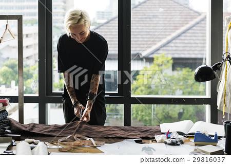 Creative Design Dress Fashion Trend Stylish Concept 29816037