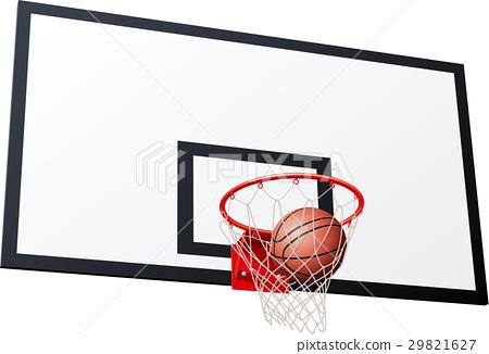 矢量 篮球 球 29821627
