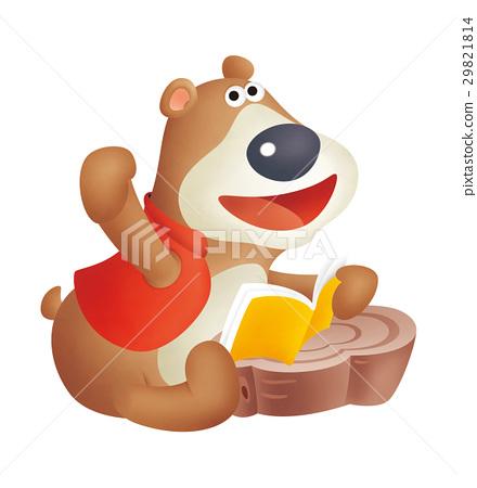 熊 阅读 烟蒂 29821814