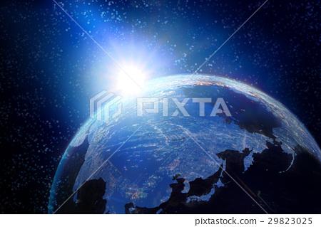 地球的黎明 29823025
