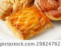 小甜麵包 丹麥甜糕餅 麵包 29824762