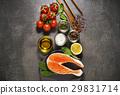 Salmon fish 29831714