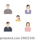 三代家庭 父母身份 父母和小孩 29832346