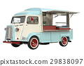 Food truck eatery 29838097