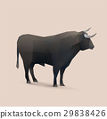 向量 向量圖 公牛 29838426