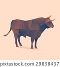 bull logo ox 29838437
