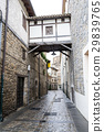 Overpass in Pamplona old town 29839765