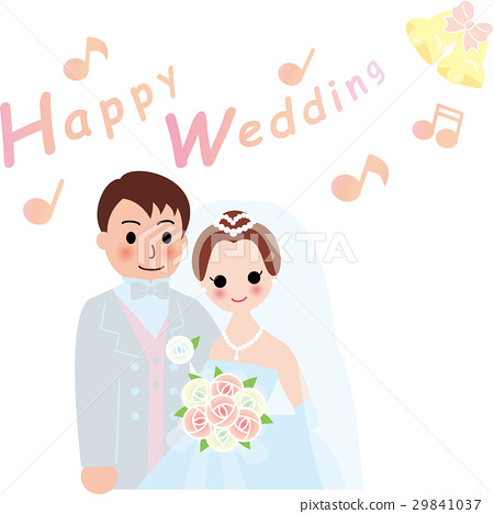 vector, vectors, bridegroom 29841037