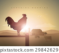 good morning rooster 29842629