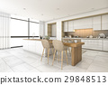 3d, rendering, kitchen 29848513