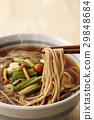 面条 面 筷子 29848684