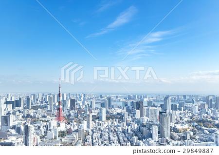 東京城市景觀 29849887