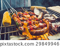 Barbecue on the grill 29849946