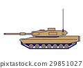 坦克 矢量 馬車 29851027
