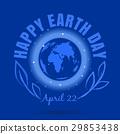 Happy Earth Day design 29853438