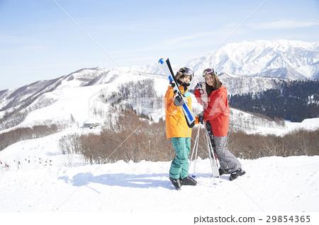 스키 부부 초상화 29854365