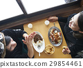 heterosexual couple, lunch, curry 29854461