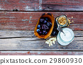 blueberry yogurt granola 29860930