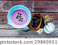 blueberry yogurt granola 29860931
