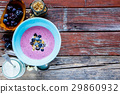 blueberry yogurt cereal 29860932
