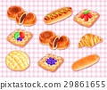Various bread 29861655