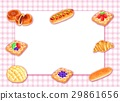 Various bread frames 29861656