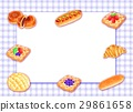 Various bread frames 29861658