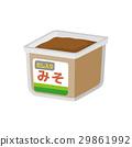 miso, soybean, paste 29861992
