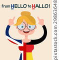 Learning foreign languages 29863648