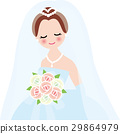 bride, bridal, wedding 29864979