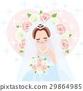 bride, bridal, wedding 29864985