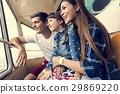 Family Holiday Vacation Amusement Park Ferris Wheel 29869220