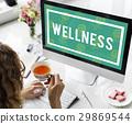 Wellness Lifestyle Refresh Flower 29869544