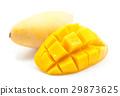 slice of mango 29873625