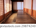 japanese house, japan, paper sliding door 29874240
