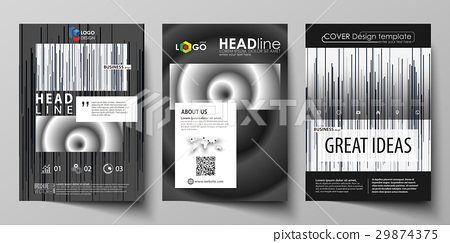 Business templates for brochure, magazine, flyer 29874375