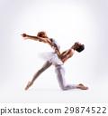 舞者 芭蕾 芭蕾舞女 29874522