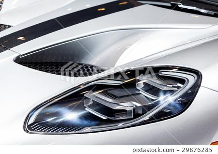 Exotic Car Headlight 29876285