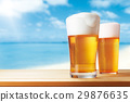 夏季啤酒 29876635