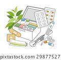 醫療箱 藥物 藥 29877527