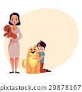 veterinarian woman doctor 29878167