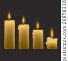 candle, fire, flame 29878310