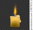 candle, fire, flame 29878311