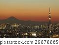 도심, 도쿄, 전망 29878865