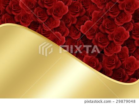 玫瑰 玫瑰花 黄金 29879048