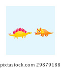 dinosaur, cute, character 29879188