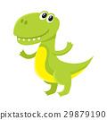 tyrannosaurus, vector, funny 29879190