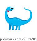 dinosaur, vector, funny 29879205