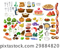 向量 食物 手繪 29884820