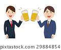 啤酒 淡啤酒 吐司 29884854